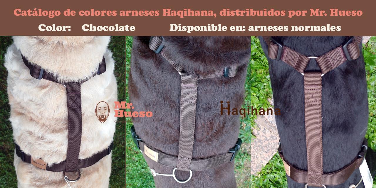 Color chocolate catálogo Haqihana