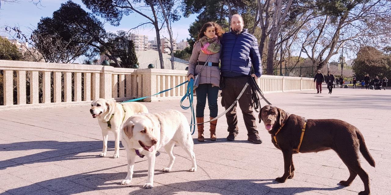 Ana y Mr. Hueso enero 2019 con Muriel, Rumba y Salsa